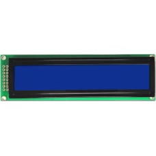 TCL35B-2402 Series White/Blue Character LCD