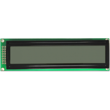 TCL35B-2402 Series Black/White Character LCD