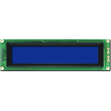 TCL56B-4004 Series White/Blue Character LCD